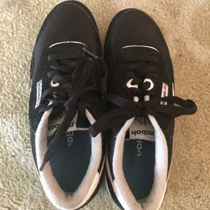 Gently used Reebok sneakers
